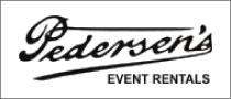 Pedersen's Rentals Logo