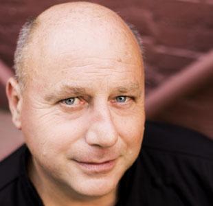 Guy Le Monnier - Owner and Chef Ambrosia Centre on Fisgard